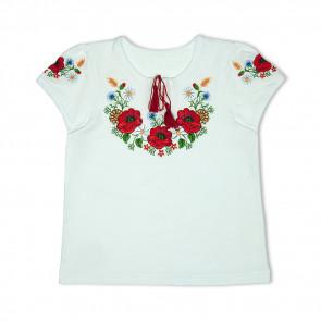 Блуза 4100 (стрейч кулир)