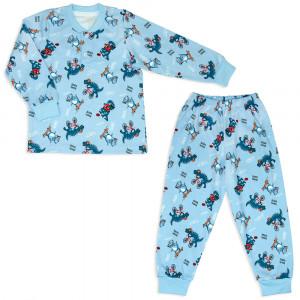 Пижама детская 575 (интерлок)