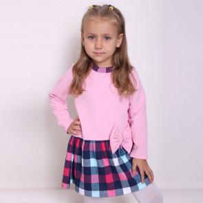 Сукня для дівчаток 4153 (двунитка)