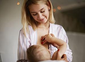 Як відучити дитину від грудного вигодовування